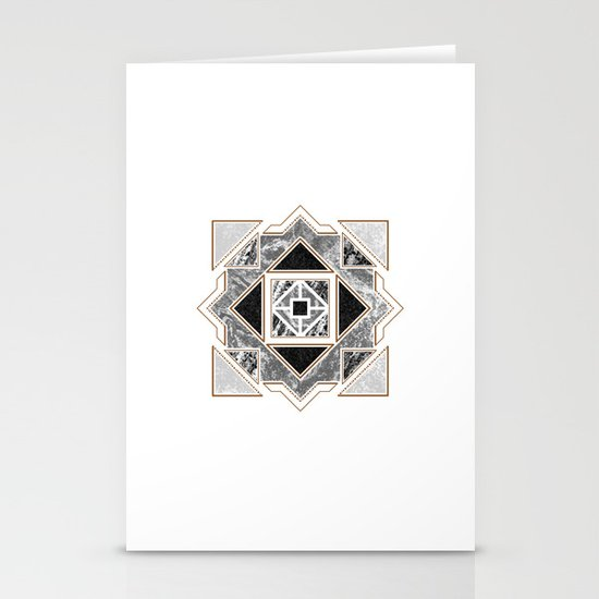 Granite Stationery Cards
