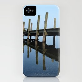 Lake in Lake District UK iPhone Case