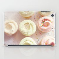 cupcakes iPad Cases featuring Cupcakes by Kim Fearheiley Photography