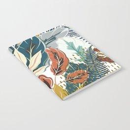Tropical Wild Jungle Notebook