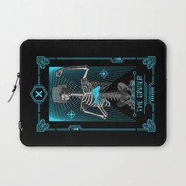 The Gamer X Tarot Card Laptop Sleeve