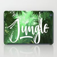 jungle iPad Cases featuring Jungle by Insait disseny