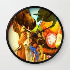 Fantasy Wall Clock