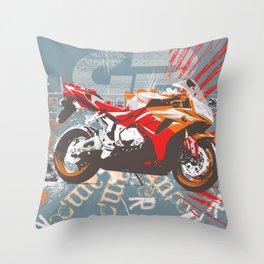 GP Throw Pillow
