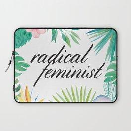 Radical Feminist Laptop Sleeve