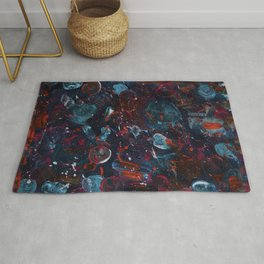 The P Explosion Rug