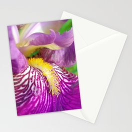 lily macro III Stationery Cards