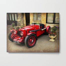 Rare Aston Martin. Metal Print