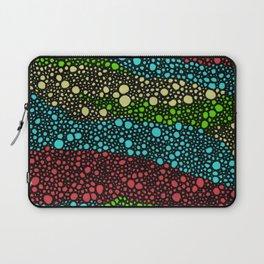 River Pebbles Laptop Sleeve