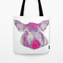 pork head Tote Bag