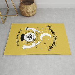 Psychic Readings Sign Rug