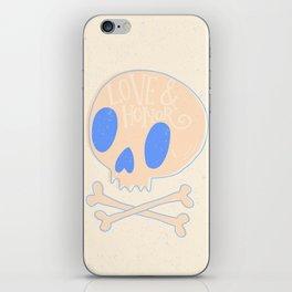 Love and Honor iPhone Skin