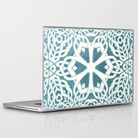 viking Laptop & iPad Skins featuring Viking by Truly Juel