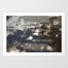 Water/Sky Art Print