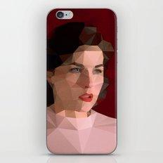 Audrey Horne iPhone Skin
