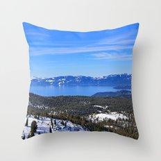 Tahoe Throw Pillow