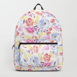 Polish Peonies 2 Backpack
