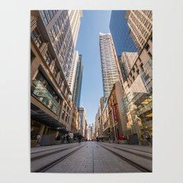 George Street, Sydney Poster