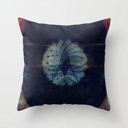 never let me down again (disquiet five) Throw Pillow