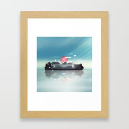 Fortuna's Message Framed Art Print