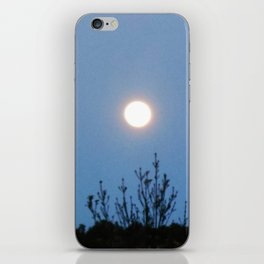 Rocks and Moons iPhone Skin
