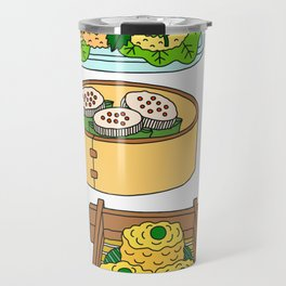 Dim Sum Lunch Travel Mug