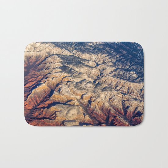 Mars or Earth Bath Mat