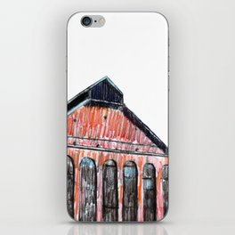 NEW CITY GAS COMPANY OF MONTREAL iPhone Skin
