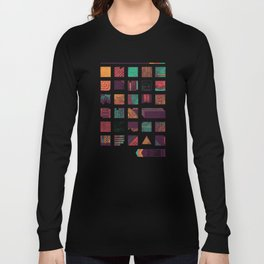 Swatches Long Sleeve T-shirt