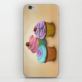 Cupcakes!  iPhone Skin