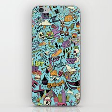For the love of drawing iPhone & iPod Skin