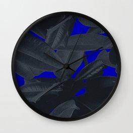 Waste the night Wall Clock