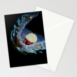 Colours of Night Stationery Cards