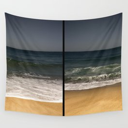 Breathing In Breathing Out Wall Tapestry