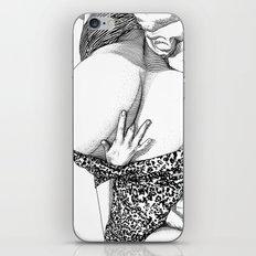 asc 630 - La main baladeuse_(The wandering hand) iPhone & iPod Skin