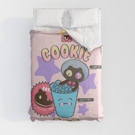 Cookie Cat Comforters