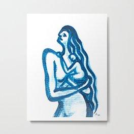 Mother / sketch Metal Print