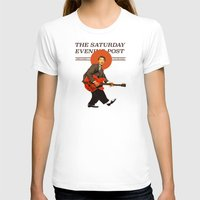 mcfly T-shirts featuring Marty Mcfly by IF ONLY