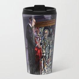 Dorian Gray Revisited Travel Mug