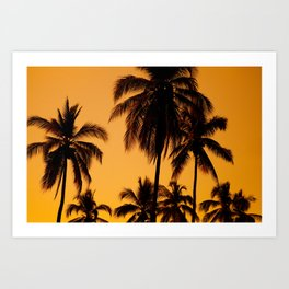 Tranquilo by Boone Speed Art Print