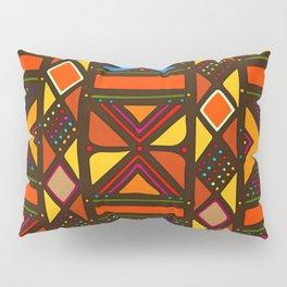 African Style No6, Sahara Desert Pillow Sham