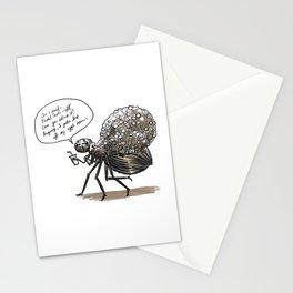 Spider-Mom Stationery Cards