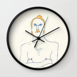 loincloth Wall Clock