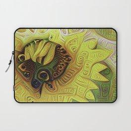 Sunflower Crazy Laptop Sleeve