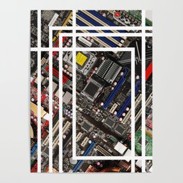 Computer boards Poster