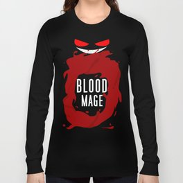 Blood Mage Splash Long Sleeve T-shirt