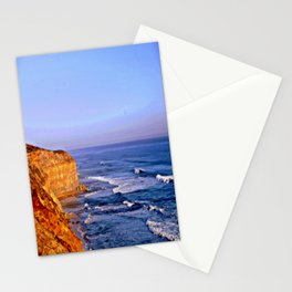 Sunset over the Great Southern Ocean Stationery Cards