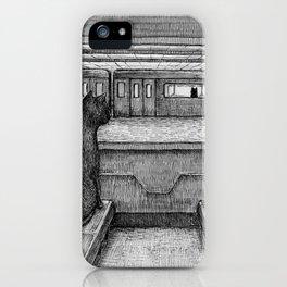 Serendipity I iPhone Case