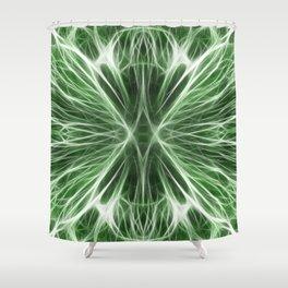 Electrifying Shower Curtain