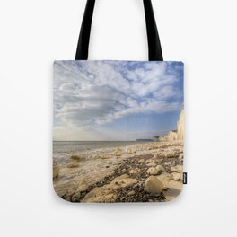 White Cliffs Of England Tote Bag